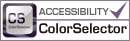 ColorSelectorチェック済み